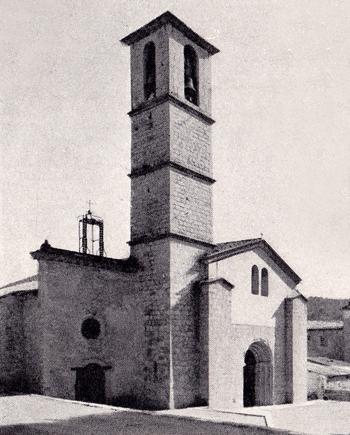 abbaye ancienne facade